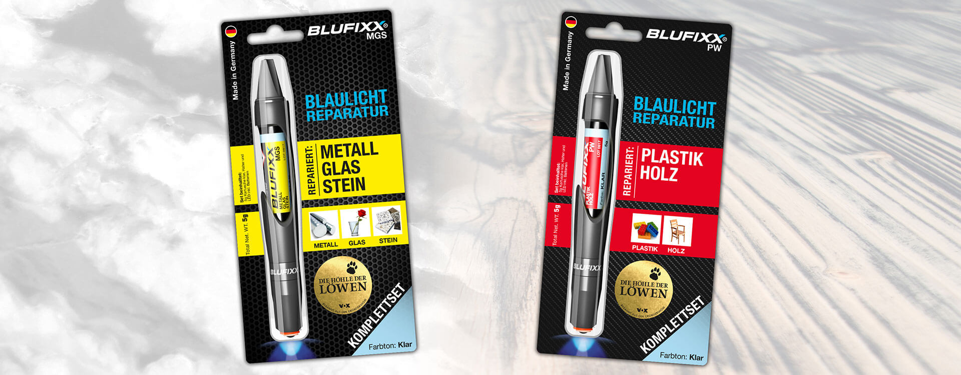 LED Repair Pen | BLUFIXX | Lightcuring Systems